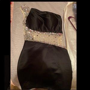 Custom made homecoming dress